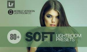 80+ Soft Lightroom Mobile bundle