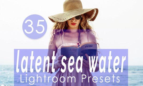 Latent Sea Water Lightroom Presets