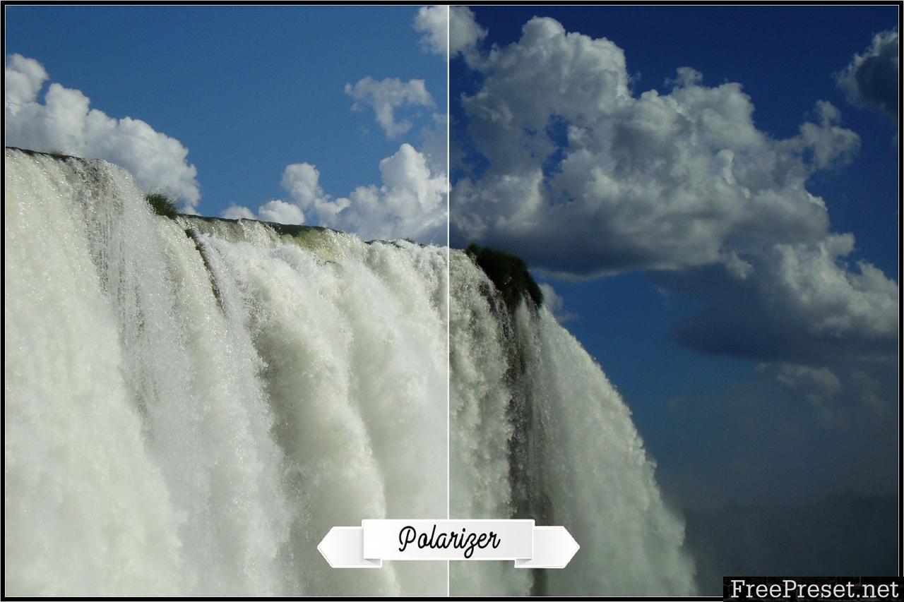 Lens ND & Polarizing Filters Profile
