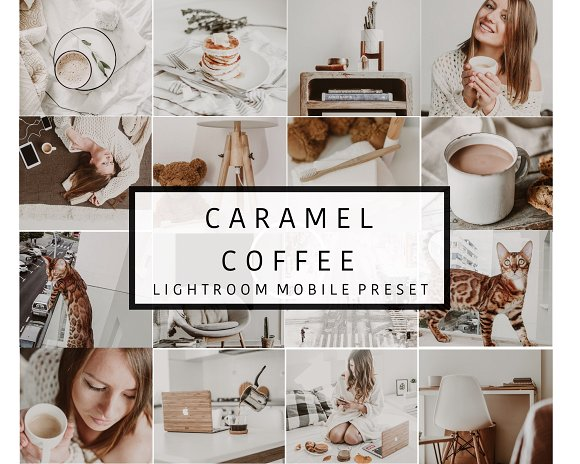 Mobile Lightroom Presets CARAMEL 3082822