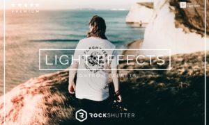 Stunning & Retro Light Effects Lightroom Presets 1647429