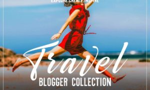 Travel Blogger Lr//Acr Presets