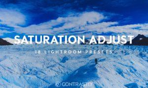 18 Saturation Adjust Lightroom Presets
