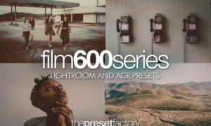 Film 600 series Bundle – Lightroom and ACR Presets