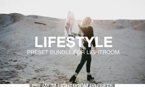 Lifestyle Lightroom Presets Bundle