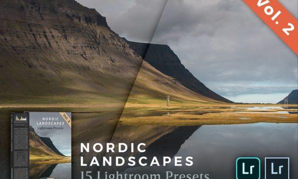 Lightroom Presets : Nordic Landscapes