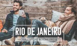 Mobile Lightroom Preset Rio 2861356