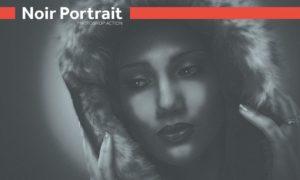 Noir Portrait - Photoshop Action