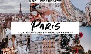 Paris Lightroom Preset