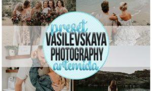 Vasilevskaya - Artemida Desktop & Mobile Presets
