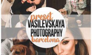 Vasilevskaya - Barcelona Desktop & Mobile Presets