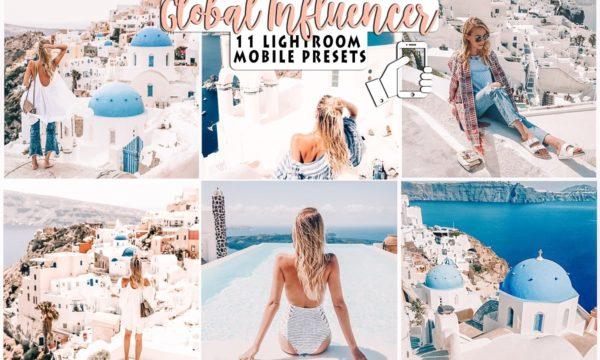 Blogger Influencer Lightroom Presets 3328751