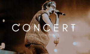 Cinematic Moody Concert LR Presets 3490627