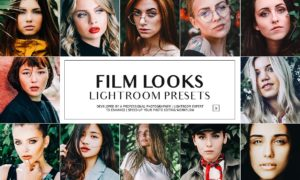 Film Looks LR Presets 3408646