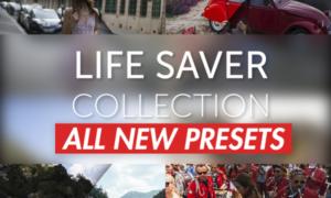 Katie.One - Life Saver mobile Collection Presets  (VOGUE, ROSE GLASSES, SANDY BREEZE +MILK TEA, GOURMET)