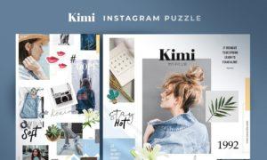 Kimi - instagram puzzle 3450295