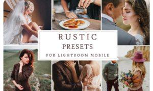Lightroom Mobile RUSTIC PRESETS 3405204
