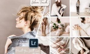 Warm Touch Lightroom Presets 3429176