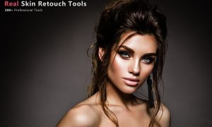 300+ Real Skin Retouch Tools 3578659