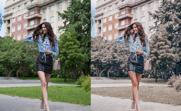 Alina Kiviart - Pink Desktop & Mobile Presets