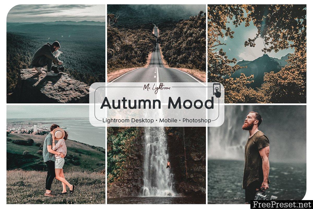 Autumn Mood Lightroom Presets 3121430