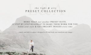 Carolina Logan The Light and Airy Collection LR Presets