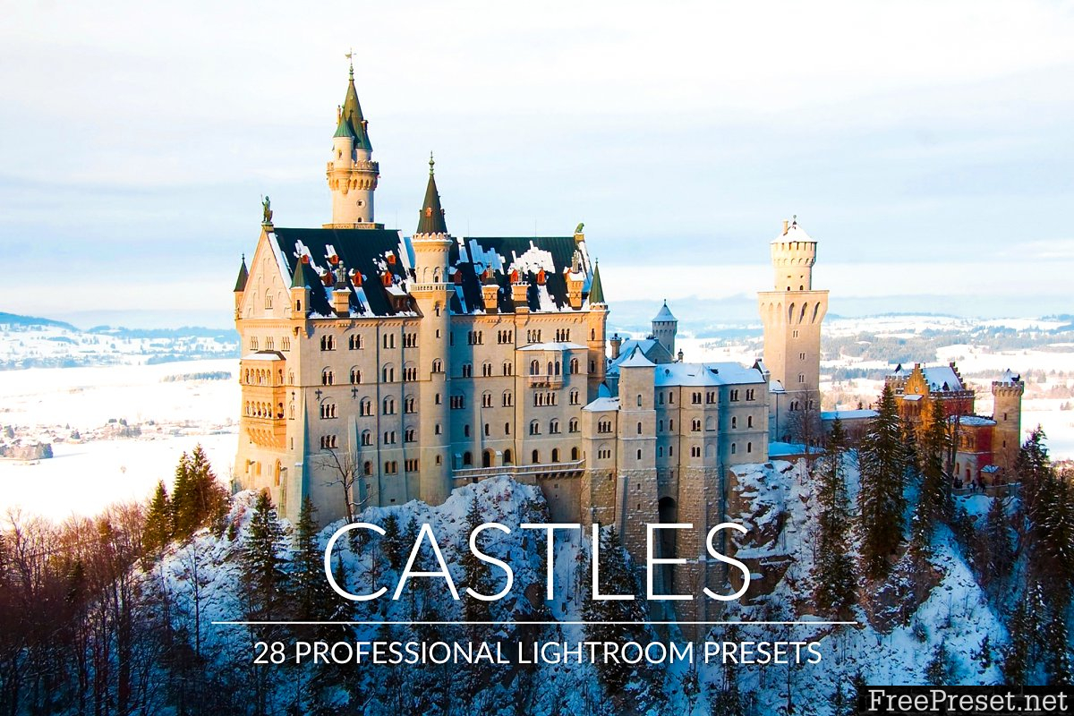 Castles Lr Presets 2987843