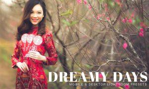 Dreamy Days Lightroom Mobile Presets 3325362