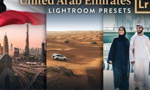 Emirates - Premium Lightroom Presets 2700907