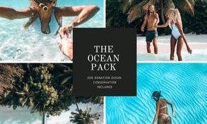 FairyTalesAreReal - The Ocean Pack Lightroom Presets