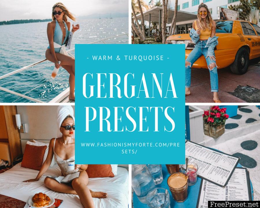 FashionIsMyForte - Gergana Desktop & Mobile Presets