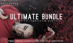 FilterSupplyCo - Ultimate Bundle Lightroom Presets