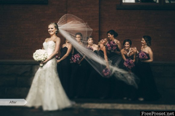 Forever Thine Wedding Workflow Lightroom Presets