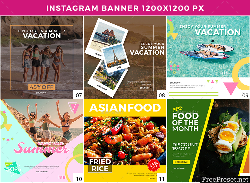 Instagram Banners 23051124