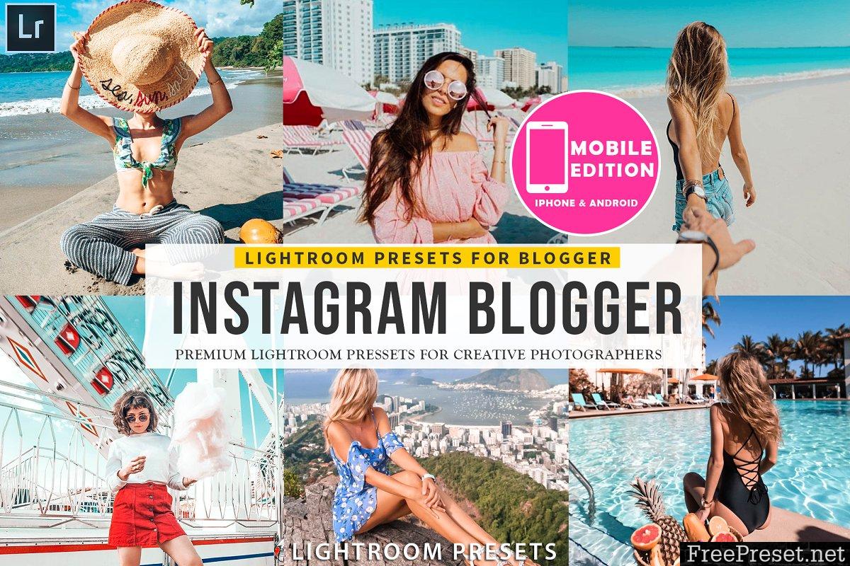 Instagram blogger Lightroom Presets 2837962