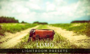 Lomo Lightroom Presets Volume 1 - 200105