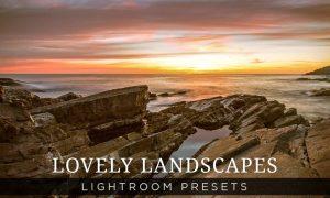 Lovely Landscapes Lightroom Presets - 200086