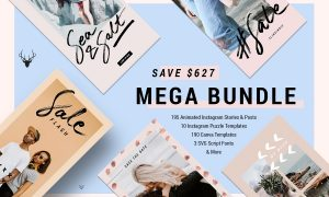 MegaBundle Items from 2018 3492577
