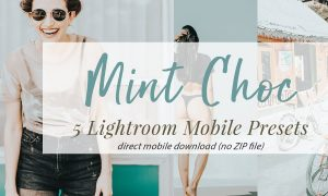 Mint Choc Mobile Lightroom Presets 3321183