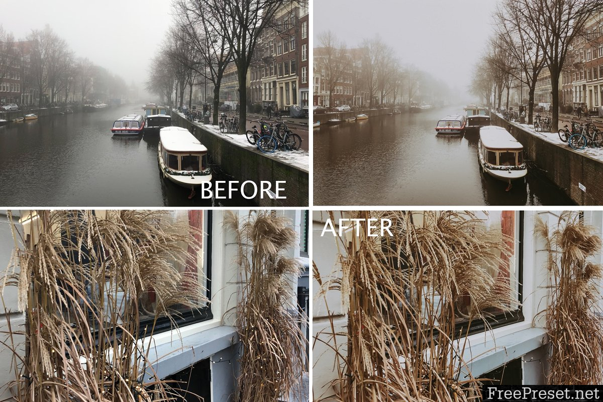 Mobile Lightroom Preset AMSTERDAM 3308167