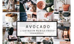 Mobile Lightroom Preset AVOCADO 3250967