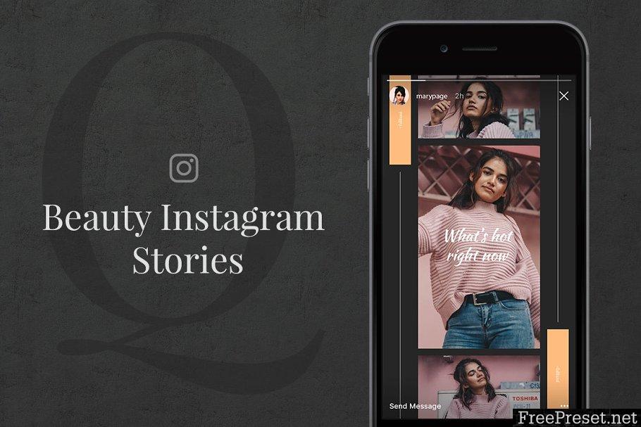 Q Beauty Instagram Stories 3117624