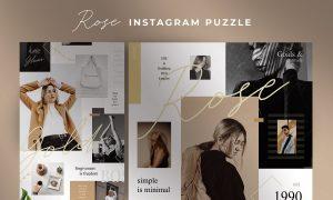 Rose - Instagram puzzle 3545898