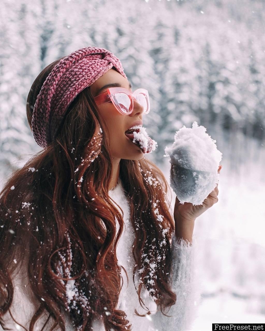 Sergeykbn & Anyuta Rai - Winter Collection (MOBILE)