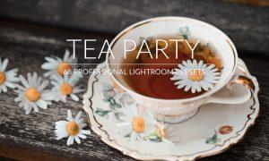 Tea Party Lr Presets