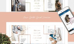 THE GRID | Instagram Posts Layout 2688103