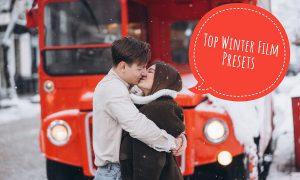 TOP10 Winter Film Lightroom Presets 3297983