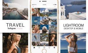 Travel Instagram Blogger Preset 3292933