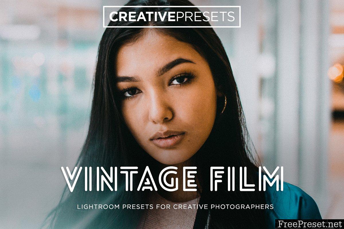 Vintage Film Lightroom Presets 2611629