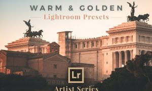 Warm & Golden Lightroom Presets 2845878